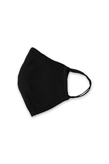 AltınSu Gümüş Iyonlu Antimikrobiyal Koruyucu Yıkanabilir Maske Siyah - M
