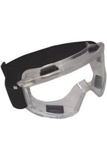 ISGOKULU Baymax Grand S550 Şeffaf Koruyucu Çapak Işçi Gözlüğü