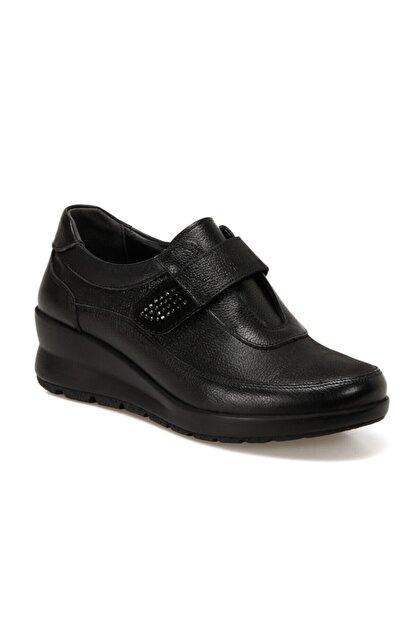 Polaris 103162PZ Siyah Kadın Comfort Ayakkabı 100555574