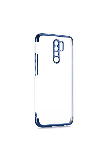 Xiaomi Redmi 9 Silikon Kılıf Mavi