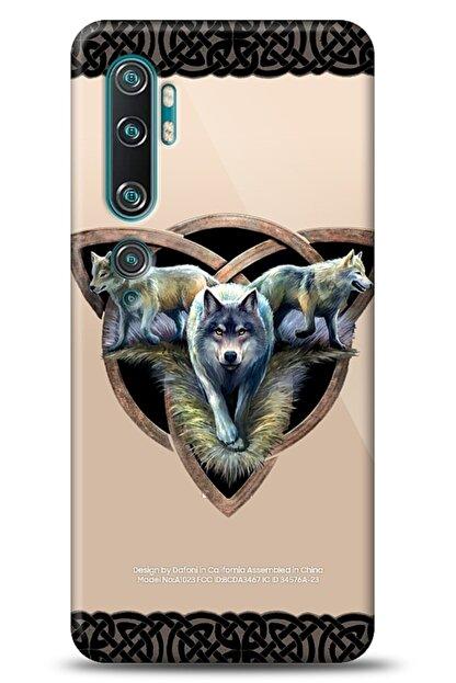 Mobilcadde Xiaomi Mi Note 10 Pro The Wolf Kılıf