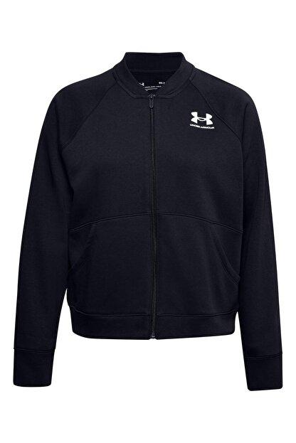 Under Armour Kadın Spor Sweatshirt - Rival Fleece Jacket - 1358148-001