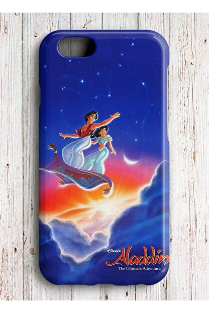 TisortFabrikasi Iphone 6/6s Plus Aladdin Telefon Kılıfı