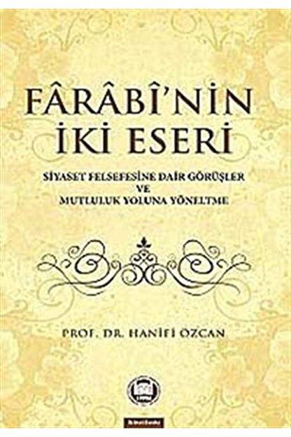Mü İlahiyat Fak Vakfı Farabi'nin Iki Eseri