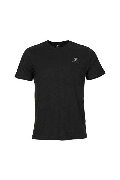 Lumberjack M-1815 RAELYN KK TSHIRT B Siyah Erkek T-Shirt 100664492