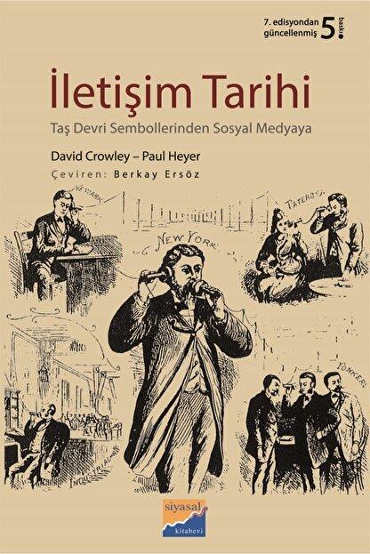 Siyasal Kitabevi Iletişim Tarihi