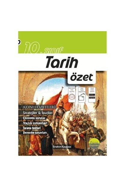 Pano Yayınları Pano 10. Sınıf Tarih Özet