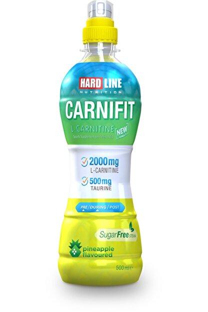 Hardline Hardlıne Tek Kullanımlık Carnıfıt Ananas Aromalı 500 ml 24 Adet