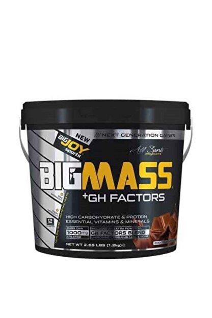 Bigjoy Sports Bigjoy Sports Bigmass Gh Factors Çikolata 1.2kg