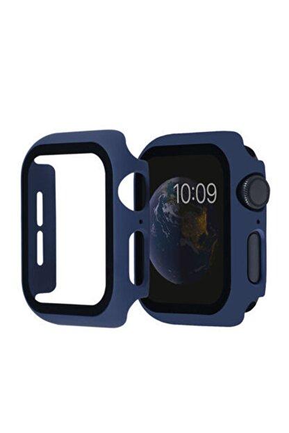 Apple Watch 2 40mm Ekran Koruyucu + Kılıf Pastel Renk Premium Kalite