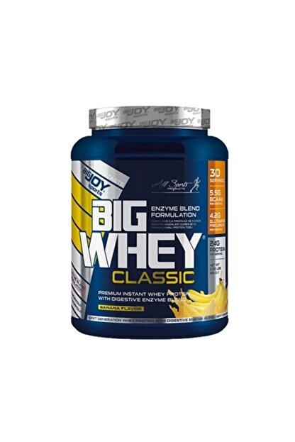 Bigjoy Sports Bigjoy Big Whey Classic Whey Protein Tozu 915 gr Muz Aromalı