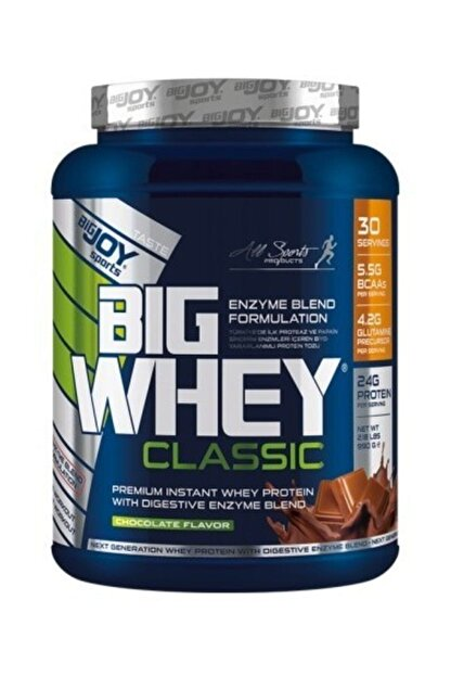 Bigjoy Sports Bigjoy Big Whey Classic Whey Protein 990 gr - Çikolata Aromalı