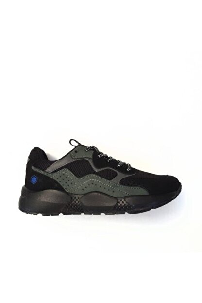 Lumberjack VALENTIN Siyah Erkek Sneaker Ayakkabı 100536294