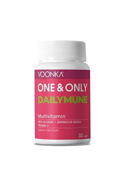 Voonka One And Only Dailymune 32 Tablet