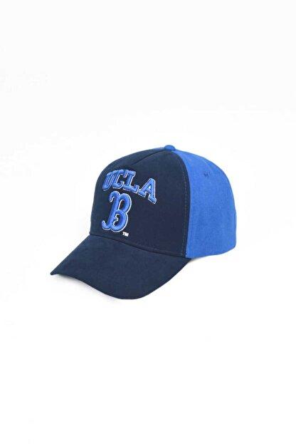 Ucla Malıbu Lacivert Baseball Cap Nakışlı Şapka
