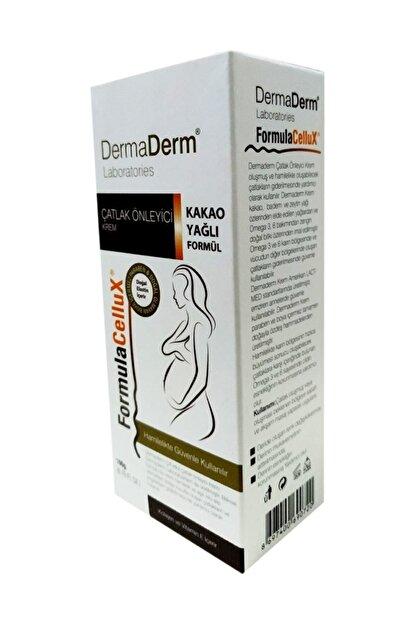 DermaDerm Çatlak Giderici Kakao Özlü Krem 100 ml