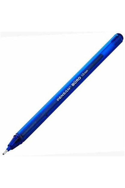Pensan 2270 Büro Tükenmez Kalem 1mm. Mavi Tk.k