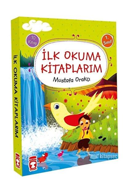 Timaş Yayınları Timaş Yayınları Ilk Okuma Kitaplarım 1. Sınıf Hikaye Seti (10 Kitap)