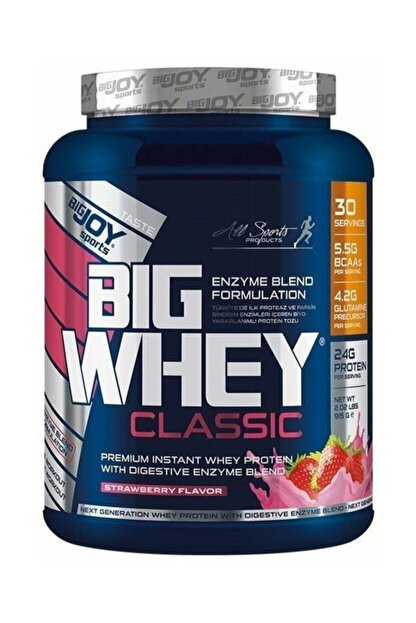 Bigjoy Sports Bigjoy Sports Big Whey Classic Whey Protein Tozu Muz Aroma 915g