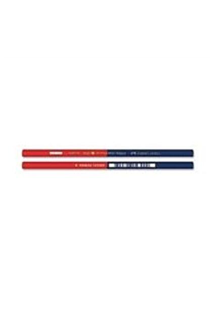 Faber Castell Mavi Kırmızı Kurşun Kalem - 1 Adet