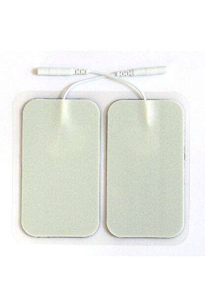 FİZYOPOL Tens Cihazı Kablolu Yedek Elektrot- 5x9 Dikdörtgen Tens Pedi 4'lü Paket