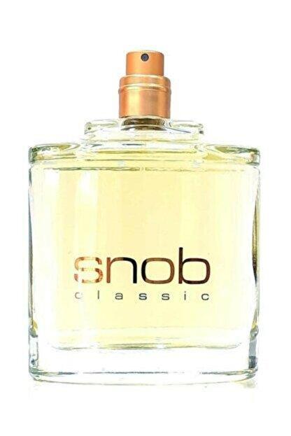 Snob Outlet - Mavi Klasik Edt 100 Ml Erkek Parfümü