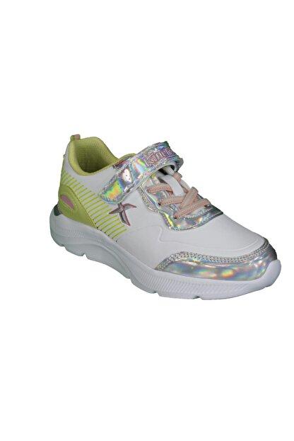Kinetix ROARS Beyaz Kız Çocuk Yürüyüş Ayakkabısı 100534406