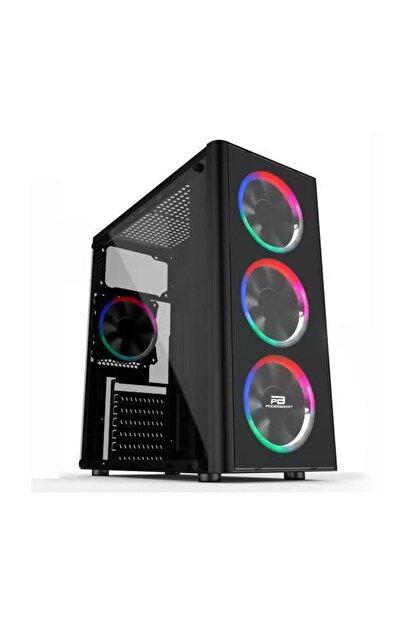 Power Boost Psu'suz Atx Kasa,usb 3.0 Vk-g2080c Acrylıc, S.s.