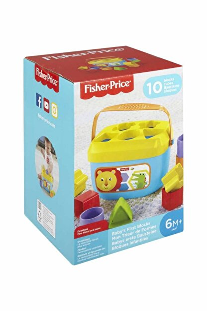 Fisher Price Fisher-Price Renkli Bloklar FFC84