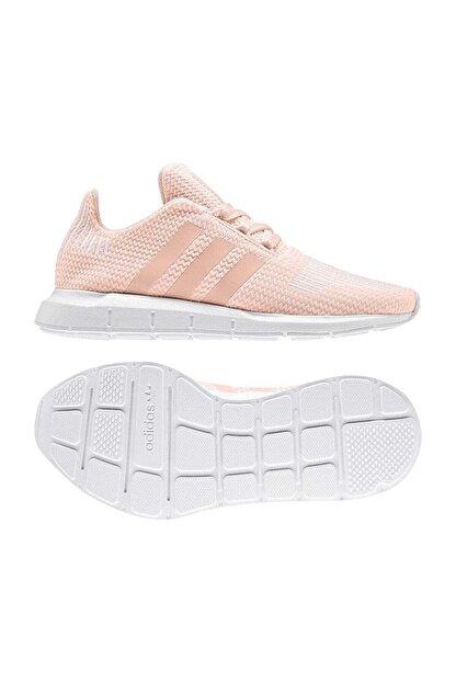 adidas SWIFT RUN J Yavruağzı Kadın Sneaker Ayakkabı 100529964
