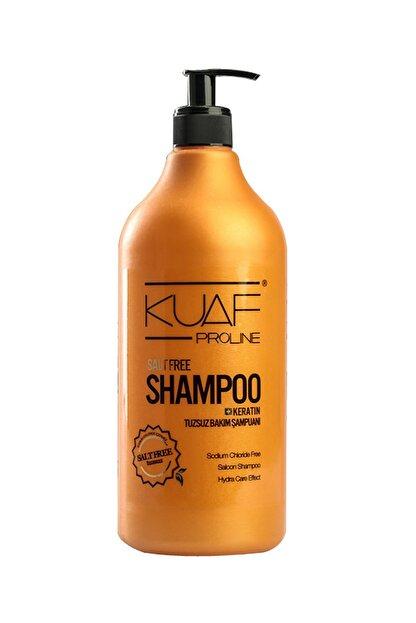 Kuaf Keratin Tuzsuz Şampuan 1 L