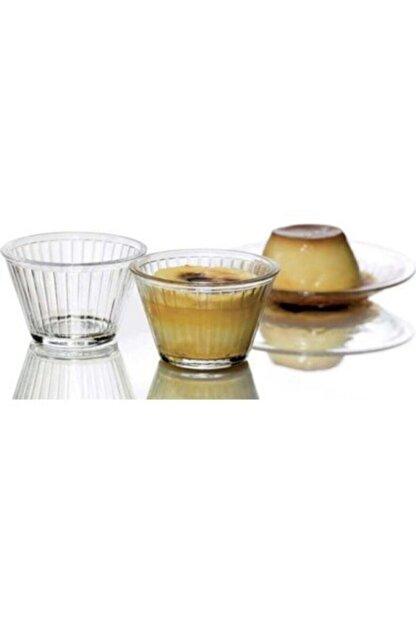Paşabahçe Puding&karamel Cam Kase 6 Lı Set