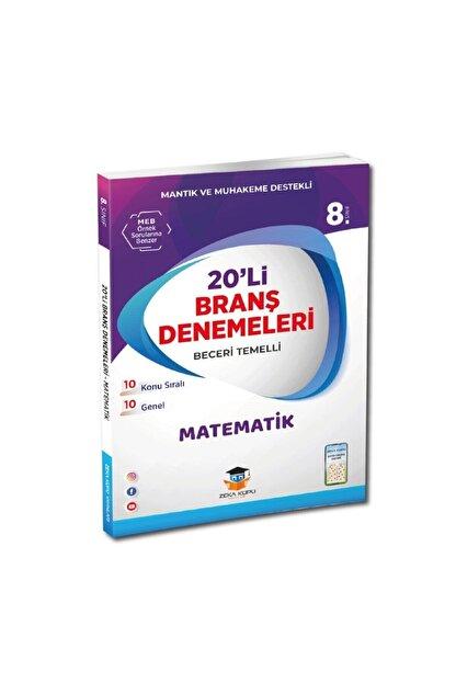 Zeka Küpü Yayınları 8. Sınıf Lgs Matematik 20 Deneme