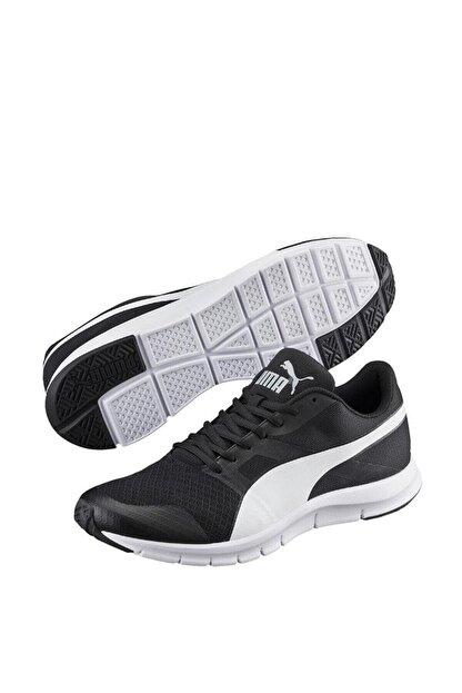 Puma FLEXRACER Siyah BEYAZ Erkek Sneaker 100215348