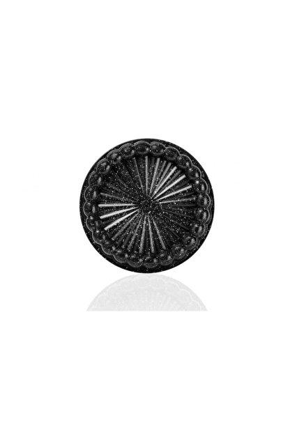 Taç Granit Döküm Tart Kalıbı Siyah 26 Cm