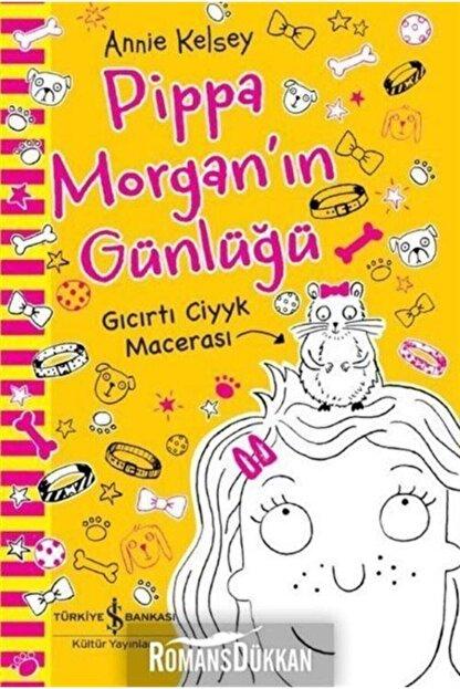 İş Bankası Kültür Yayınları Pippa Morgan'ın Günlüğü Gıcırtı Ciyyk Macerası