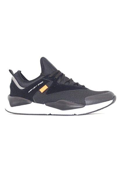 Jump Erkek Siyah Sneaker - 24094 - 24094