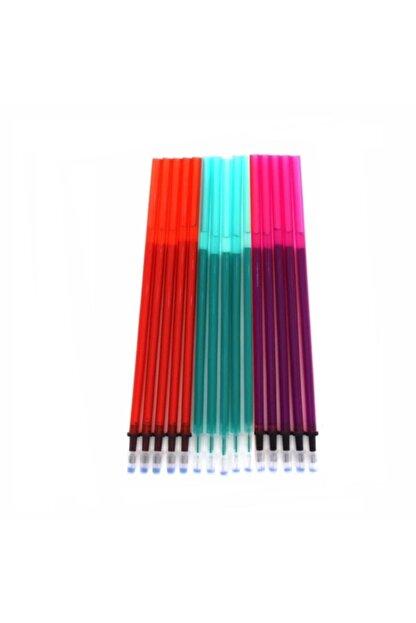 armex Isı Ve Ütü Ile Silinen Uçan Kalem 1 Adet 15 Adet 3 Renk Kalem Içi 0.5 Mm Iğne Uçlu