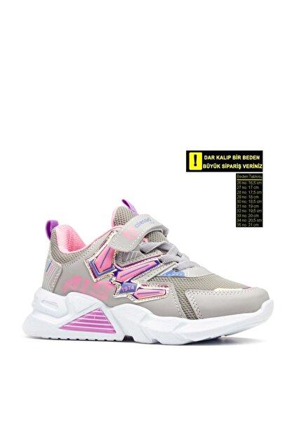 Alessio Kız Çocuk Yazlık Sneaker