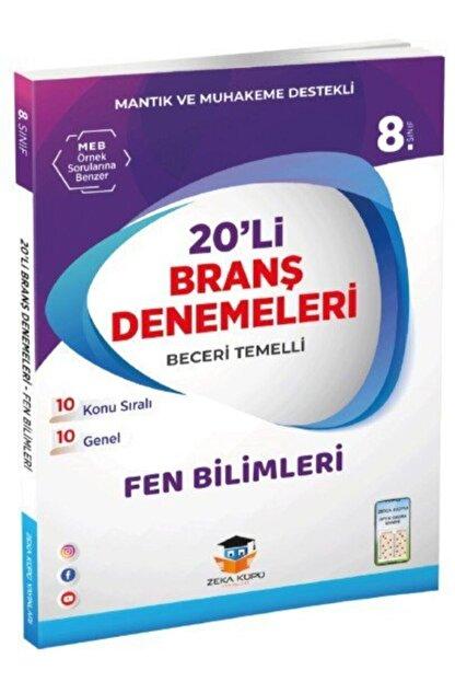 Zeka Küpü Yayınları Zeka Küpü 8. Sınıf Lgs Fen Bilimleri 20 Deneme