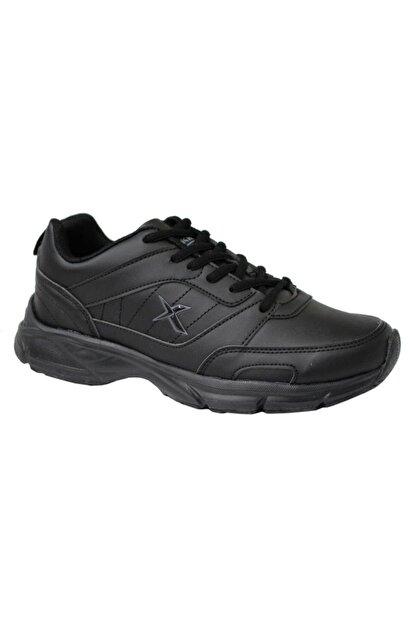 Kinetix AVERY PU Siyah Erkek Çocuk Koşu Ayakkabısı 100537432
