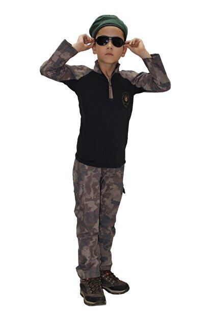 ERT Erkek Çocuk Polis Özel Harekat Kıyafeti