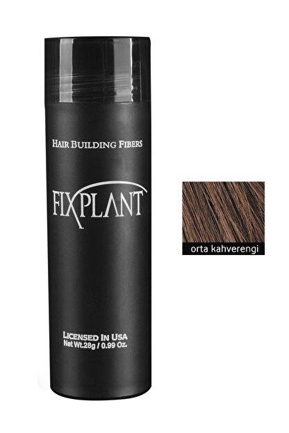 FIXPLANT Saç Dolgunlaştırıcı Topik 28 Gr. Orta Kahve