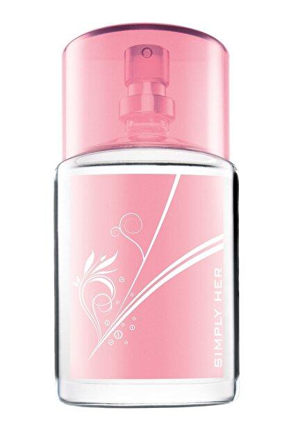 Avon Simply Her Edt 50 ml Kadın Parfümü 8681298903093