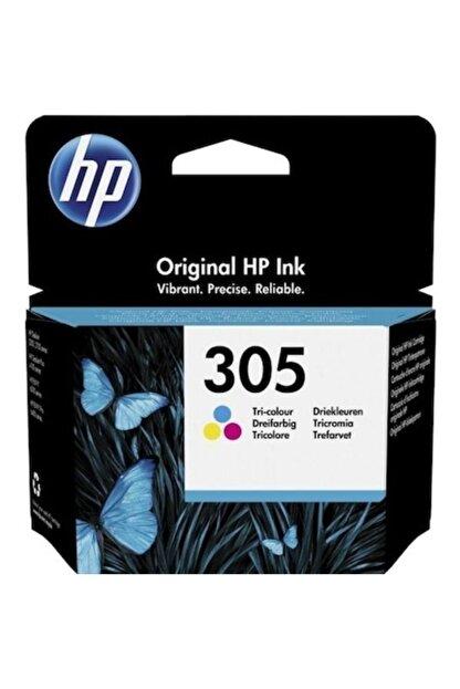 HP 305 Uc Renklı Paket Orjınal Kartus 3ym60a