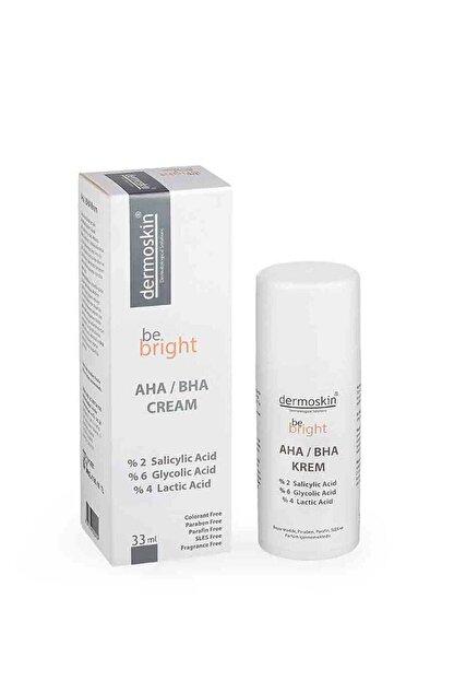 Dermoskin Be Bright  Leke Giderici  AHA/BHA Cream 33 ml