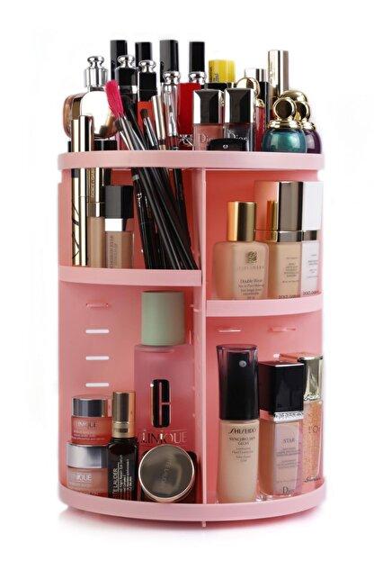 Flormar Make Up Organizer Pink