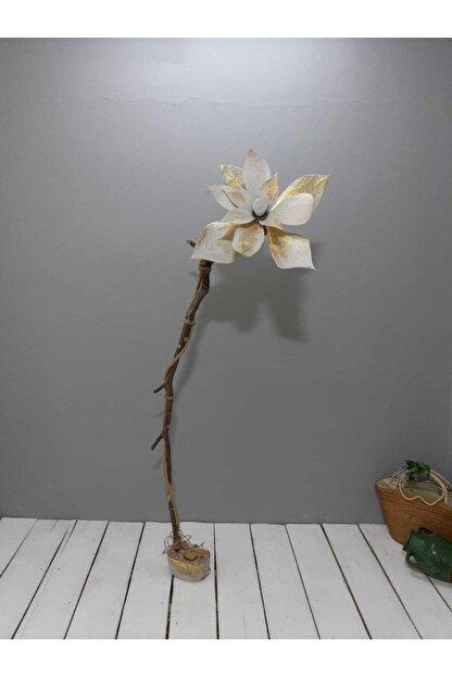 D&B CONCEPT Özel Tasarım Lotus Çiçek Lambader