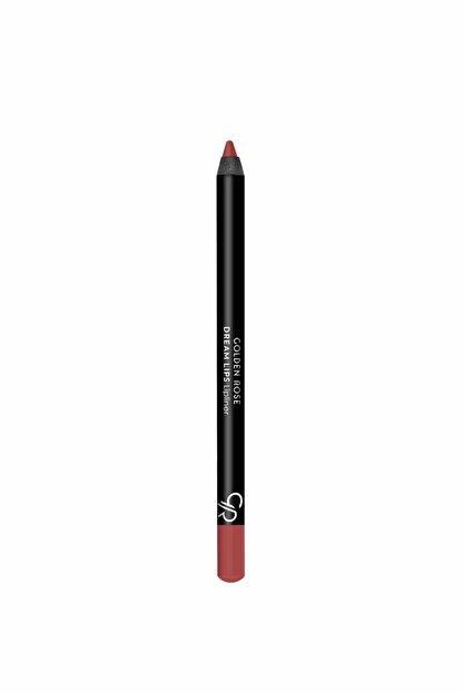 Golden Rose Dudak Kalemi - Dream Lips Lipliner No:534 8691190391348