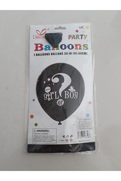 Öykü Cinsiyet Balonu